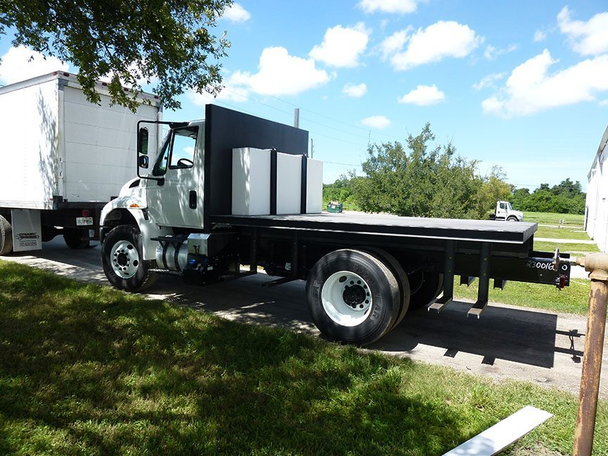 custom build new flatbed 1