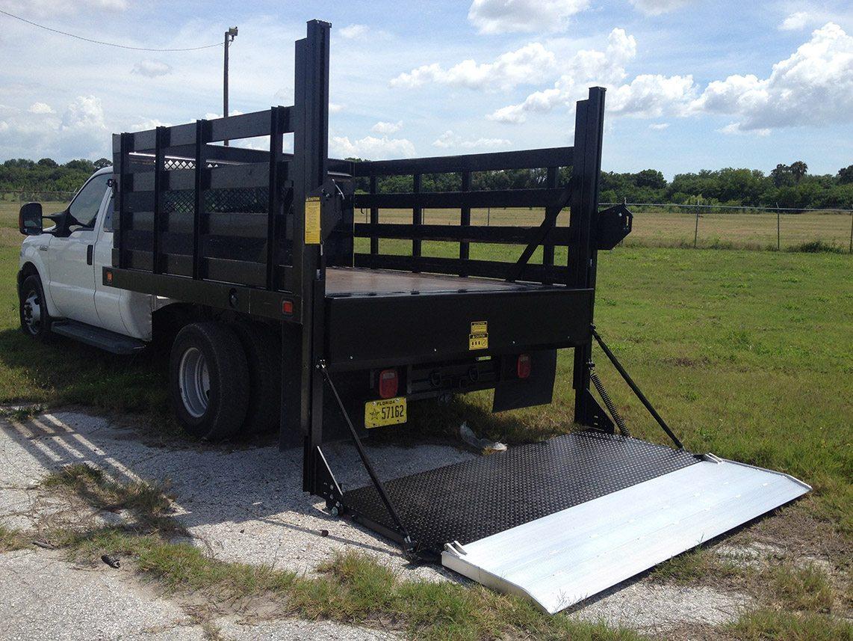 Truck Modify Lift Gate